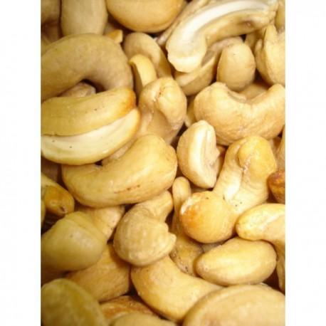 noix de cajou grillees salees 1/2 kg