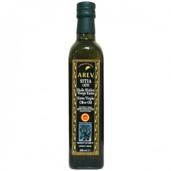 arev huile d' olives vierge extra sitia de crete 1 litre origine crête