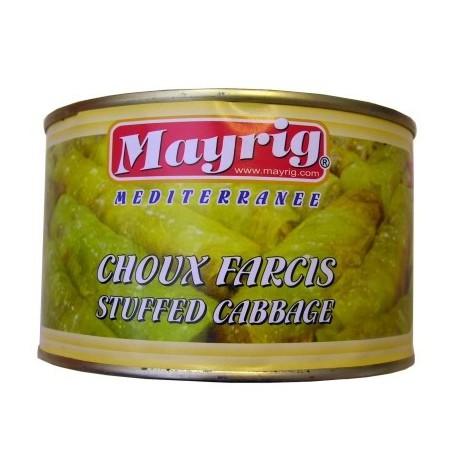 choux farcis 1/2 - lahana dolma mayrig poids net : 420 gr