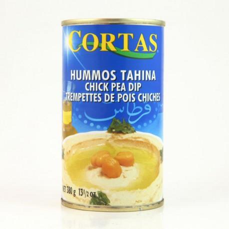 homous tahina cortas (hommous) 380gr - purée de pois chiches