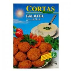 falafels  - boulettes de feves - poids net : 200 gr