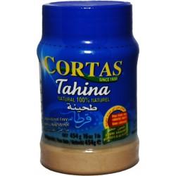 tahine / tahina cortas 454g  pâte de sésame