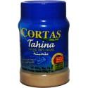 tahin / tahine / tahina / tahini / pate de sesame - cortas 900g -