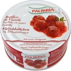 boulettes de viande a la grecque - palirria  poids net : 280 g