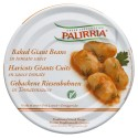 haricots geants sauce tomate - palirria  poids net : 280 g