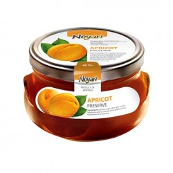 confiture d' abricot d armenie fruits entiers 454gr