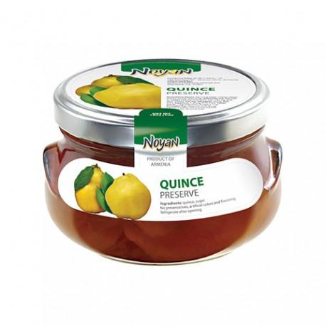 confiture de coing - fruits entiers 454 gr
