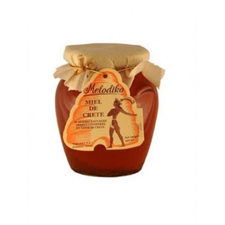 miel de crete melodiko poids net : 420 gr