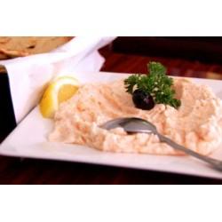 tarama (oeufs a preparer) poids net : 100 gr
