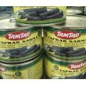 feuilles de vigne farcies au riz - sarma dolma 1/2 poids net : 410 gr