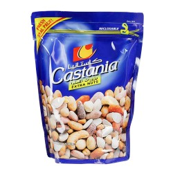 Mélange Apéritif extra nuts 300g - Castania bleu