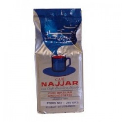 cafe najjar arabica 250g