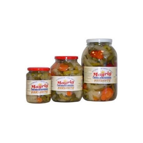 variante legumes saumure 0,72 l