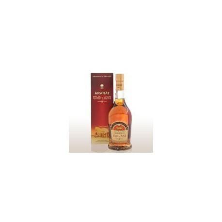 brandy ani six ans dâge -brandy armenien 0.70 litres