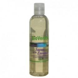 savon douche bio aux huiles essentielles de lavande - certifie ecocert 250 ml