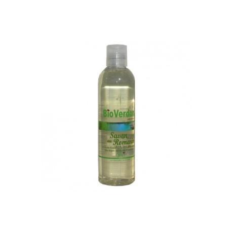 savon douche bio aux huiles essentielles de romarin certifie ecocert 250 ml