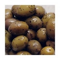 olives vertes a lail 500gr