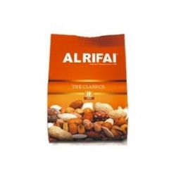 melange classic al rifaï fruits secs grilles sales - poids net 300 g
