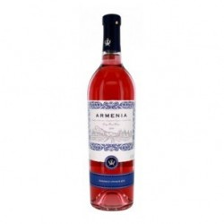vin rose armenia - 12% - 75 cl