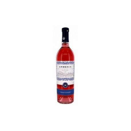vin rose armenia  - 12% - 75 cl