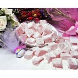 loukoum à la rose vrac sac de 500gr