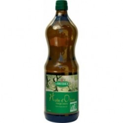 huile d'olive bio extra vierge 1l