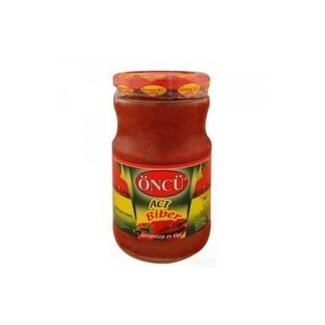 puree de poivron rouge fort -700 g oncu