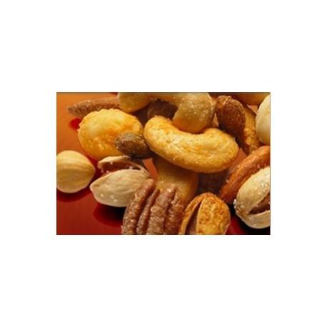 melange fruits secs sales deluxe - al rifai - poids net 300 g