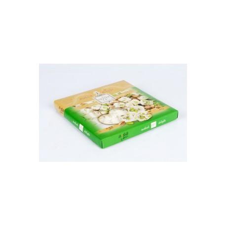 loukoum pistache boite de 500gr