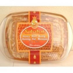 rayon de miel poids net : 500 g
