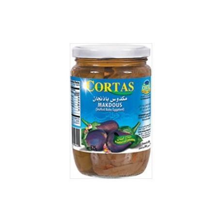makdous - aubergines a l huile 500ml