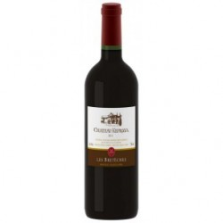 vin rouge chateau kefraya liban - 13% 75cl