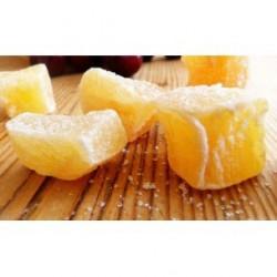 gingembre confit en morceaux - sac de 500 gr
