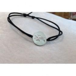 bracelet medaillon argent croix armenienne khatchkar decoupee